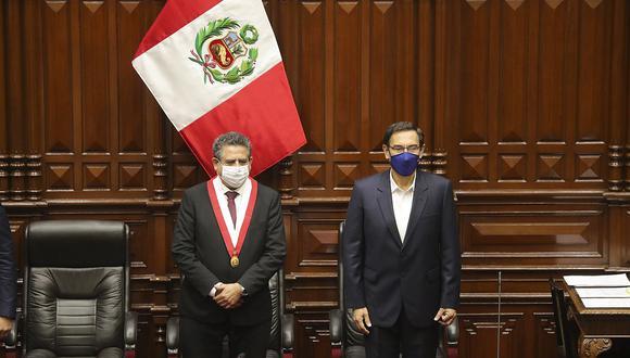No es realista pensar que Vizcarra, luego del intento de vacancia, logre distender las relaciones con el Congreso, considera Control Risks. (Foto: Presidencia)
