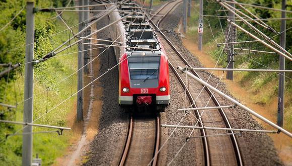 Tren Inca tendría un trazo complicado ya que se tendría que hallar la altura deseable (Foto referencial: Pixabay)