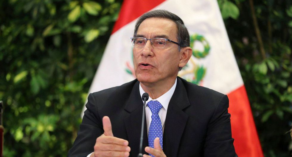El presidente Martín Vizcarra también señaló que está seguro que César Hinostroza será extraditado para afrontar la justicia peruana. (Foto: Difusión / Video: TV Perú)