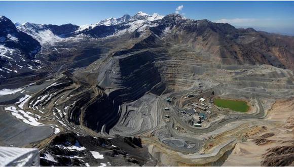 Minería chilena. (Foto: Reuters)