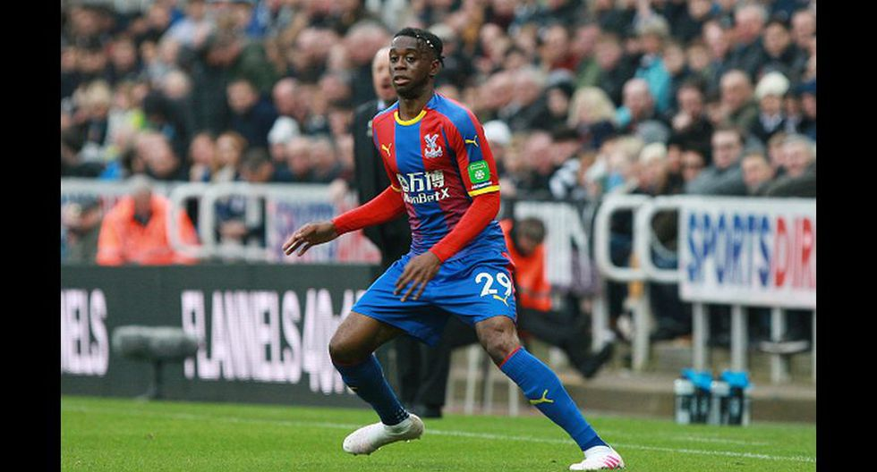 19. Aaron Wan-Bissaka (Crystal Palace). (Foto: Getty Images)