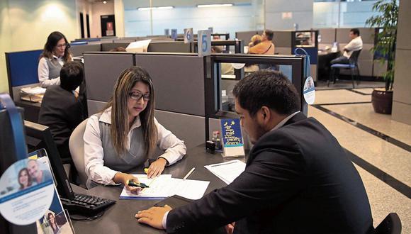 Afiliados. A diferencia de los que están en fondos 1 y 2 de AFP, los del fondo 3 logran rentabilidad. (Foto: GEC)