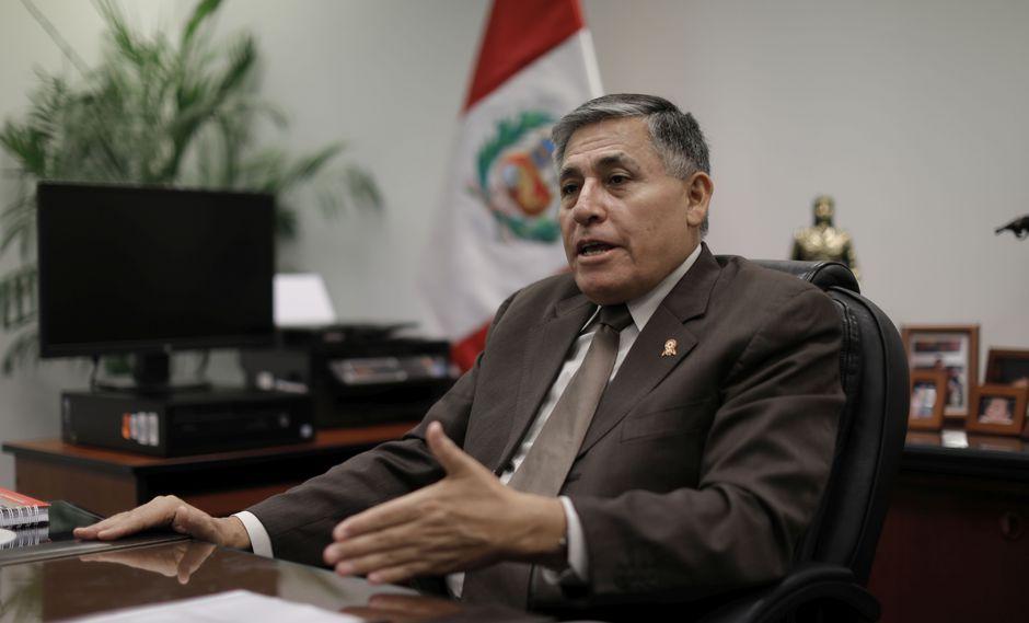 Jorge Moscoso fue jefe del Comando Conjunto en el gobierno de Pedro Pablo Kuczynski. (Foto: GEC)