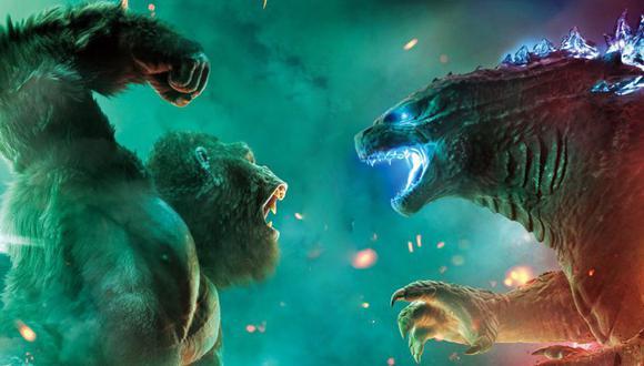 """""""Godzilla vs. Kong"""" creó altas expectativas entre los fanáticos del cine. (Foto: Warner Bros)"""