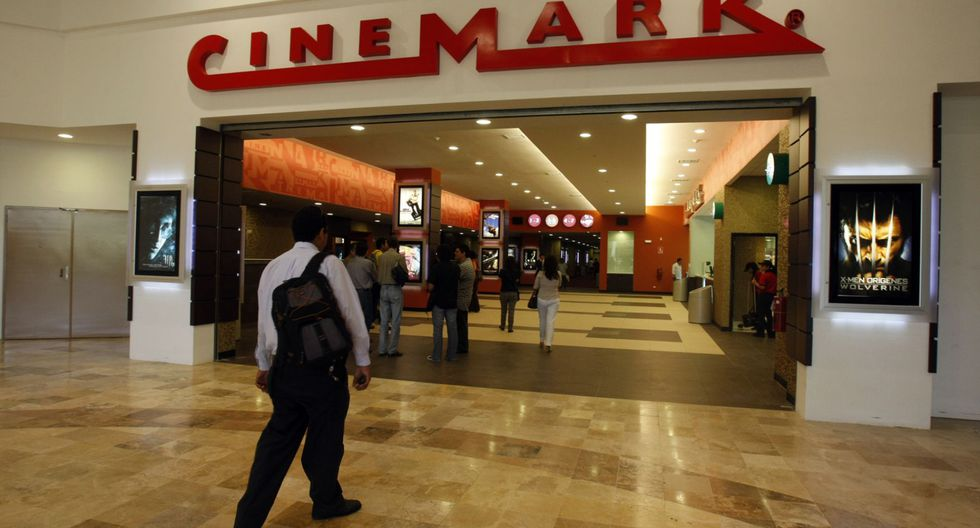 Cartelera de cinemark trujillo
