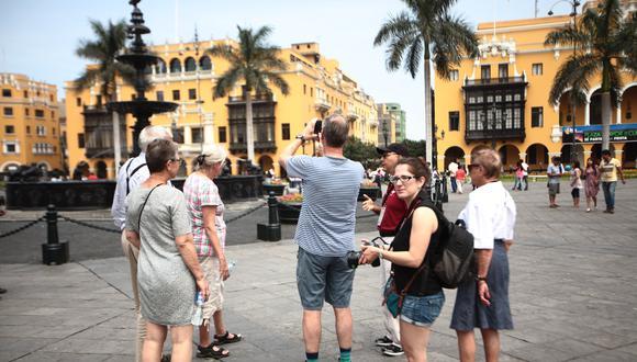 Según Mincetur, a la fecha se cuenta con 5,816 agencias de viajes y turismo registradas. (Foto: GEC)