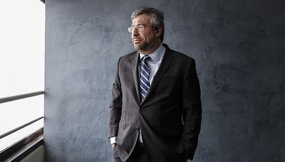 Piero Corvetto fue elegido como nuevo jefe de la ONPE. (Foto: GEC)