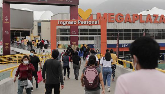 Centros comerciales, tiendas por departamento, gimnasios y otros cerrarán nuevamente sus puertas (Foto: Leandro Britto / GEC)