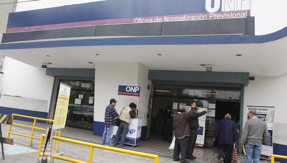 Fachada de la ONP. (Foto: USI)