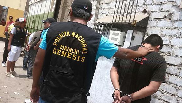 Secretario general de Somos Perú insistió en atacar frontalmente la corrupción y la inseguridad ciudadana. (Foto: Agencia Andina)