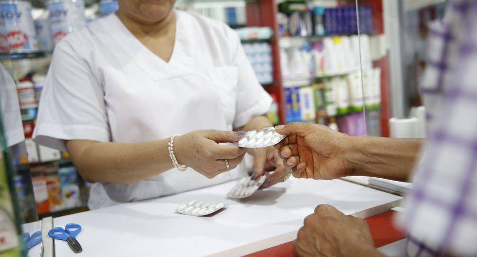 Venta de medicamentos genéricos (Foto: GEC)