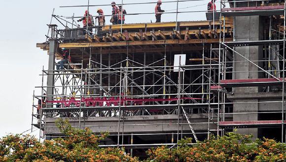 Proyectos de edificios comerciales. Están sujetos a tasas de aportes reglamentarios distintos a los que aplican para otras habilitaciones urbanas. (Foto: Andina )