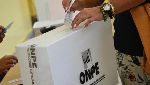 El próximo domingo 11 de abril se llevarán a cabo las Elecciones Generales 2021. (Foto: Manuel Melgar / GEC)