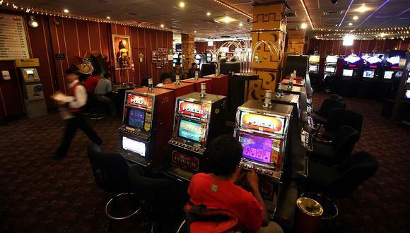 MEF rechaza derogatoria de ISC para casinos y tragamonedas