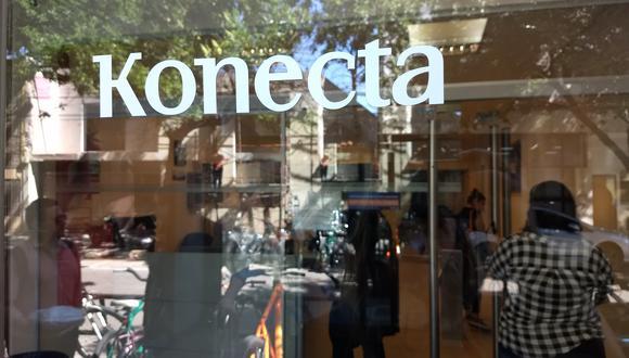 Oficinas de Konecta.