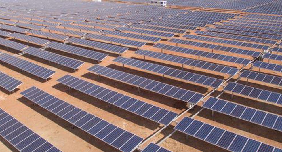 Una planta solar de Grenergy (Foto: Difusión)