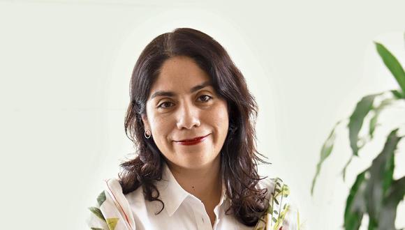 Ángela Acevedo. Viceministra de Interculturalidad.