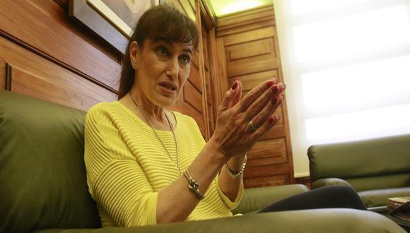 La exministra de Salud Silvia Pessah, señaló que retomar a medidas drásticas en el marco de la emergencia por COVID-19 sería muy complicado. (Foto: GEC/Archivo)
