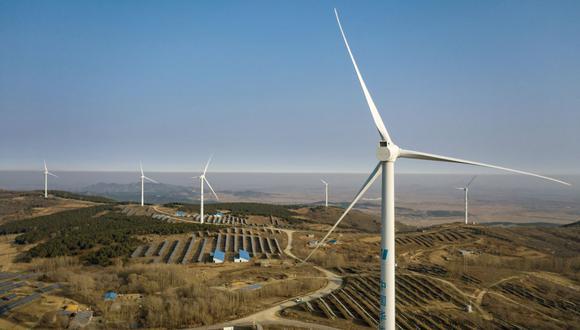 Energías renovables. (Foto: Difusión)