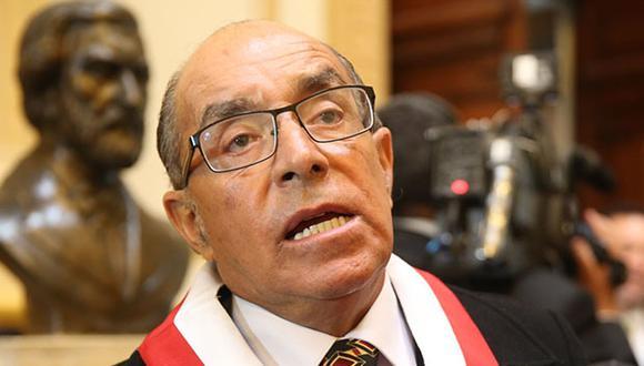 Congresista Edwin Donayre fue condenado a cinco años y seis meses de prisión por el caso 'Gasolinazo'. (Foto: Agencia Andina)