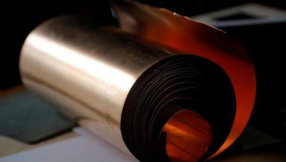 Se espera que las vacaciones en China por el Año Nuevo Lunar frene la demanda de metales del mundo, entre ellos el cobre. (Archivo / GEC)