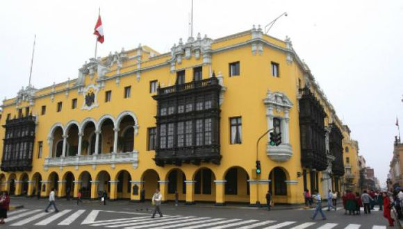 Jorge Muñoz dijo que la gestión del alcalde Castañeda no proporciona información sobre la situación financiera de la Municipalidad Metropolitana de Lima. (Foto: USI)