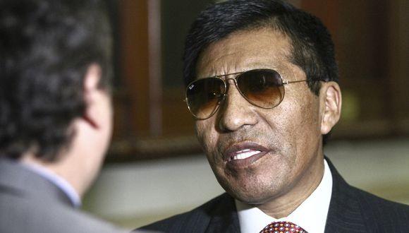 El congresista de Fuerza Popular confirmó que tiene un video de su diálogo con PPK. (Foto: Congreso)
