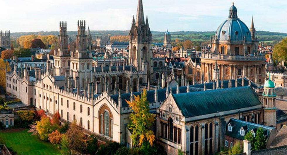 FOTO 1 | Universidad de Oxford (Reino Unido)/ Ranking 2021 (PUESTO 1)/ Ranking 2020 (PUESTO 1)