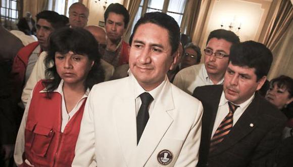 El suspendido gobernador de Junín recuperará su libertad en las próximas horas . (Foto: GEC)