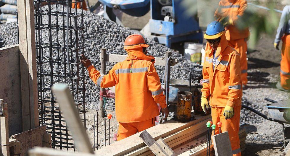 Construcción en la agenda para el reinicio de actividades. También minería y comunicaciones (Internet)