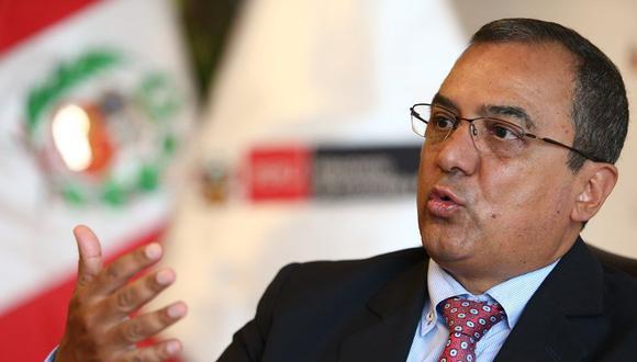 Carlos Oliva viajará este domingo 22 de setiembre con destino a Nueva York para reunirse con inversionistas. (Foto: GEC)