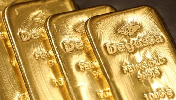 El oro al contado subía un 0.2% a US$ 1,522.17 por onza. (Foto: Reuters)