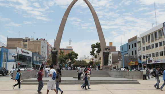 Las ciudades de Tacna y Arica están a 62km de distancia. (Foto: El Comercio)