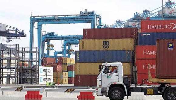 8. Exportaciones. No se cerrará el año con US$50,000 millones. Sin embargo, las exportaciones no tradicionales sumarían US$13,364 millones al término de 2018, marcando un nuevo récord, según Adex. (Foto: GEC)
