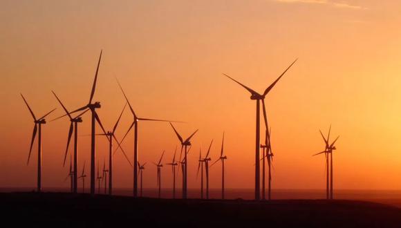 El proyecto contempla la instalación de 140 aerogeneradores en una superficie de 8,000 hectáreas en el desierto de Atacama en la región de Antofagasta. (Foto: Difusión)