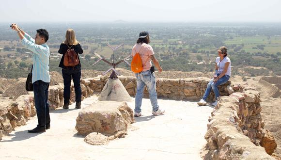 El turismo se ha visto paralizado por el coronavirus. (Foto: GEC)