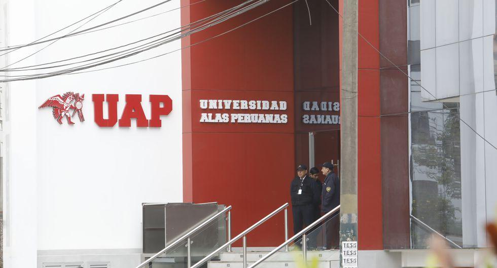 Universidad Alas Peruanas. (Foto: GEC)