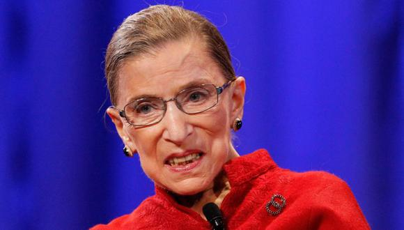 La lucha por la igualdad de Ruth Bader Ginsburg adquirió una nueva dimensión en 1980, cuando dejó la abogacía para vestir la toga de jueza y pasar a la corte de apelaciones de la capital de Estados Unidos. (Foto: Reuters)