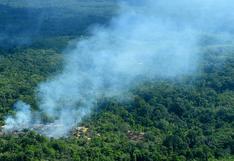 El humo de los incendios en la Amazonía llega al norte de Argentina