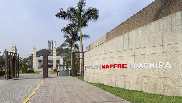 Mapfre tiene planeado inaugurar un nuevo camposanto en Chiclayo a fines del 2021. (Foto: Mapfre)