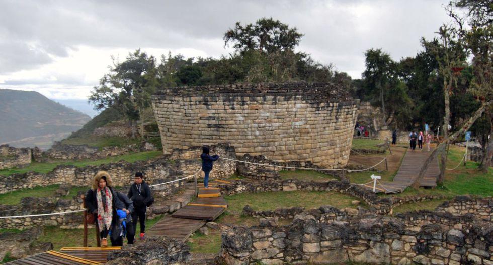 La Fortaleza de Kuélap se encuentra ubicada en Amazonas. (GEC)