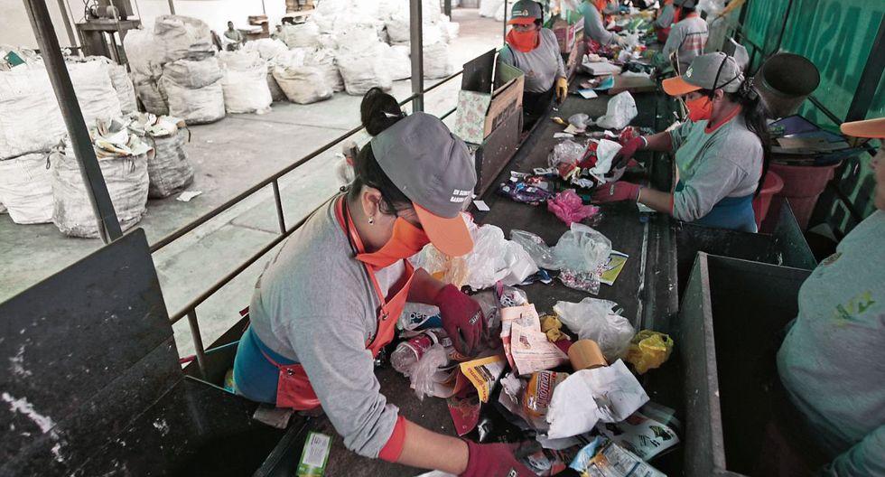 """La """"basura"""" no debe existir. Bajo un enfoque de economía circular, debemos ver todos los residuos como material valorizable. (Foto: Mario Zapata / GEC)"""