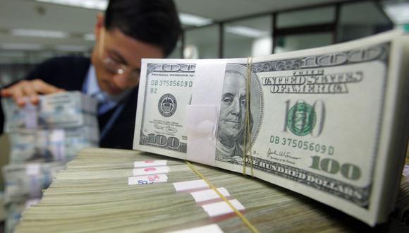Este es el precio de la moneda estadounidense en el mercado peruano. (Foto: Reuters)