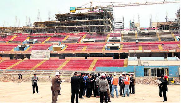 15 de noviembre del 2010. Hace 10 años – Hasta US$ 70 mil costarán palcos del Estadio Nacional. Mientras que en el caso de los estacionamientos, trascendió que el precio de venta oscilaría probablemente los US$ 8,000.