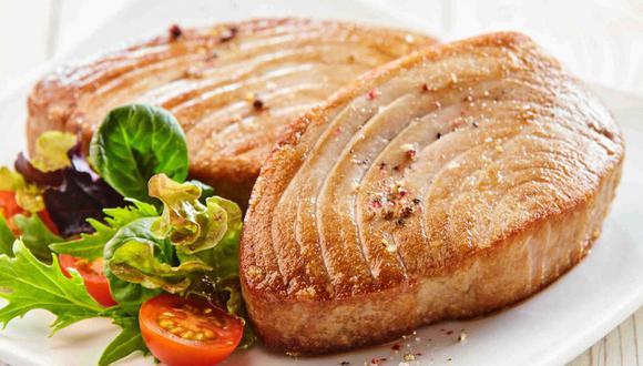 Alimentos marinos. (Foto: Shutterstock)
