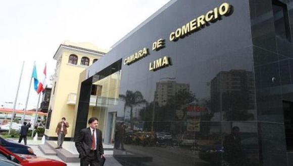 Cámara de Comercio de Lima (CCL).