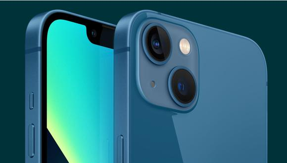 Apple presentó los nuevos modelos del iPhone 13. (Foto: Apple)