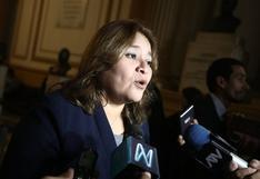 Sánchez: Fuerza Popular respetó acuerdo para presidencia de Comisión de Ética