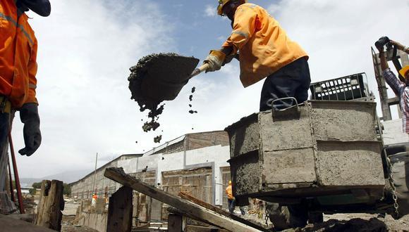 El gremio de construcción civil solicitó ayuda al Ejecutivo. (Foto: GEC)