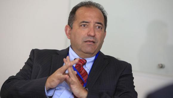 Daniel Córdova fue uno de los que viajó a Estados Unidos para entregar documentos a la OEA sobre un supuesto fraude en la segunda vuelta. (Foto: Archivo GEC)